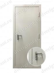 Входная металлическая дверь - 10-063