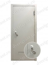 Входная металлическая дверь - 10-065
