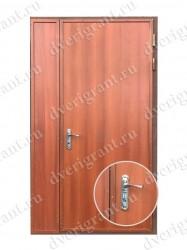 Входная металлическая дверь - 10-066