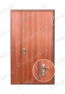 Металлическая дверь - модель - 10-066