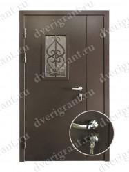 Входная металлическая дверь - 10-067