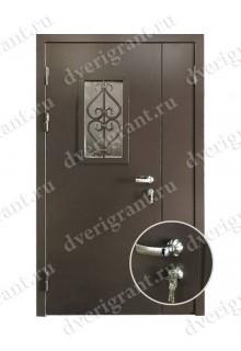 Металлическая дверь - модель - 10-067