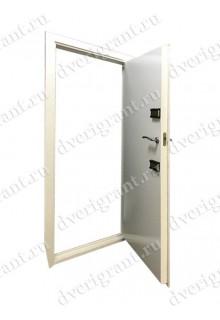 Техническая металлическая дверь 10-069