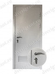 Входная металлическая дверь - 10-072