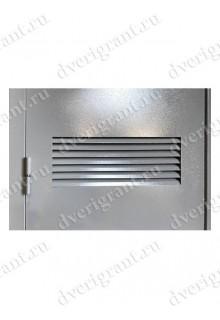 Техническая металлическая дверь 10-072