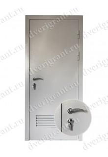 Металлическая дверь - модель - 10-072