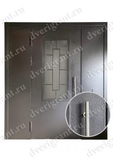 Входная металлическая дверь - 10-59
