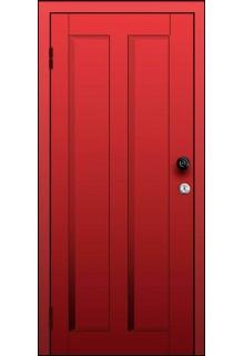 Металлическая дверь - модель - 10-011
