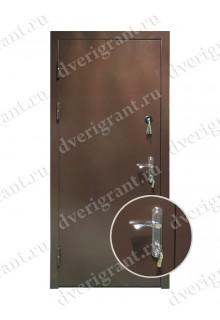Входная дверь для коттеджа 11-17