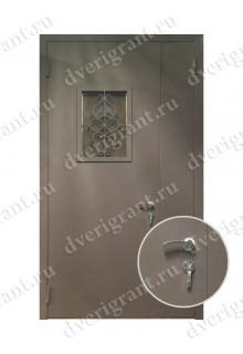 Входная дверь для коттеджа 11-18