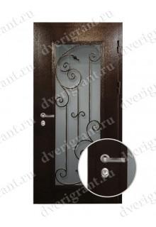 Входная дверь для коттеджа 11-22