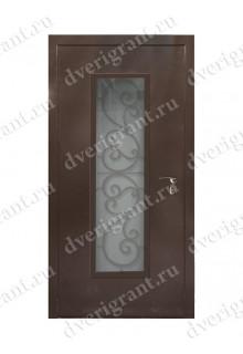 Входная дверь для коттеджа 11-23