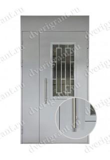 Входная металлическая дверь - 12-016
