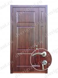 Нестандартная металлическая дверь для старого фонда - 12-019