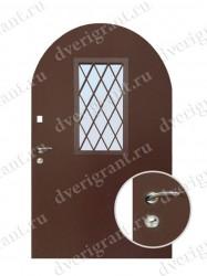 Нестандартная дверь - модель 14-004