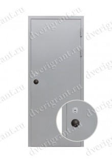 Металлическая дверь - модель - 17-002