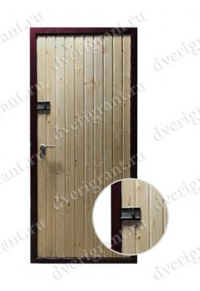Металлическая дверь - модель - 17-004