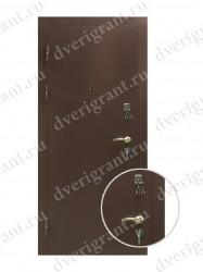 Внутренняя дверь в квартиру - 17-005