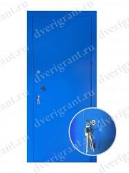 Внутренняя дверь в квартиру - 17-006