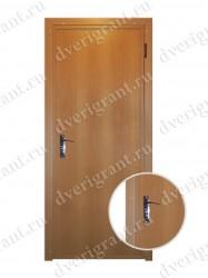 Внутренняя дверь с тепло-шумоизоляцией - модель 17-010