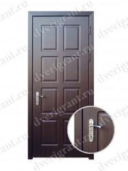 Внутренняя дверь с тепло-шумоизоляцией - модель 17-011