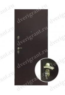 Металлическая дверь - модель - 17-013