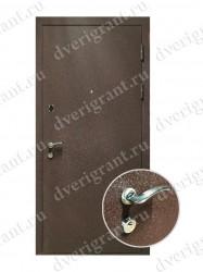 Внутренняя дверь с тепло-шумоизоляцией - модель 17-015