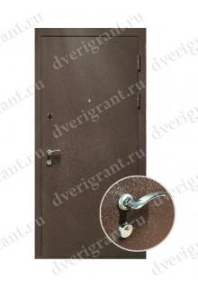 Металлическая дверь - модель - 17-015
