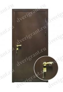 Металлическая дверь - модель - 17-016