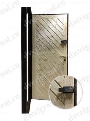 Дверь в квартиру - 17-016