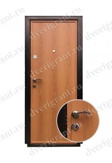 Металлическая дверь - модель - 17-017