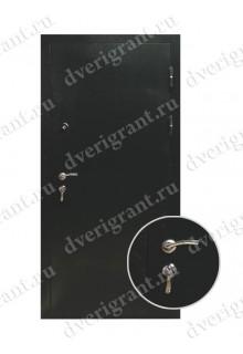 Металлическая дверь - модель - 17-018
