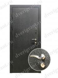 Внутренняя дверь с тепло-шумоизоляцией - модель 17-020