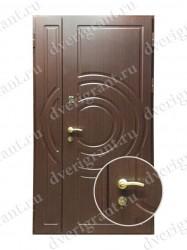 Дверь в квартиру для старого фонда - модель 17-029