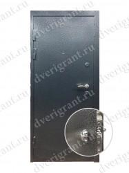 Внутренняя дверь с тепло-шумоизоляцией - модель 17-030