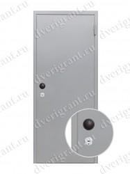 Металлическая дверь - 18-011
