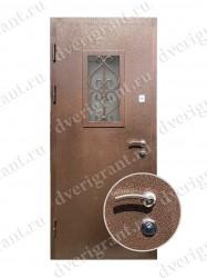 Металлическая дверь - 18-023