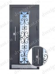 Металлическая дверь - 19-002
