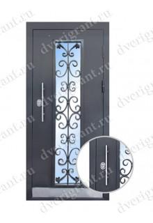 Металлическая дверь - модель - 19-002