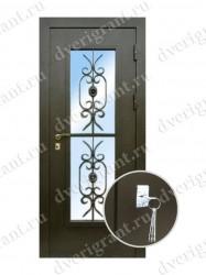 Металлическая дверь - 19-004