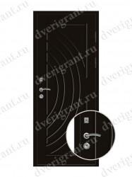 Металлическая дверь - 15-06