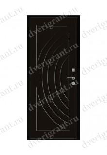 Металлическая дверь - модель - 15-06