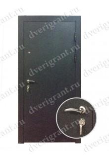 Металлическая дверь - модель - 15-07