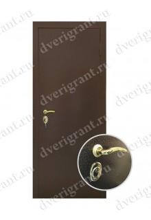 Металлическая дверь - модель - 15-08