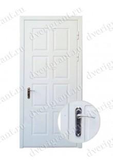 Металлическая дверь - модель - 19-009