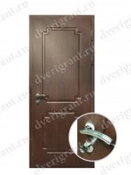 Металлическая внутренняя дверь - 15-09