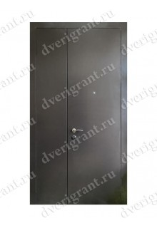 Техническая металлическая дверь - 19-042