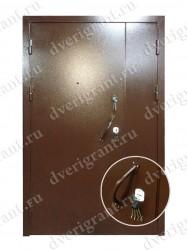 Металлическая дверь - 20-012