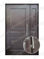 Нестандартная металлическая дверь для старого фонда - 21-009