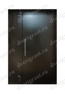 Нестандартная металлическая дверь в квартиру для старого фонда - 21-009
